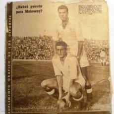 Coleccionismo deportivo: SEMANARIO MARCA - Nº 204 - . Lote 41555013