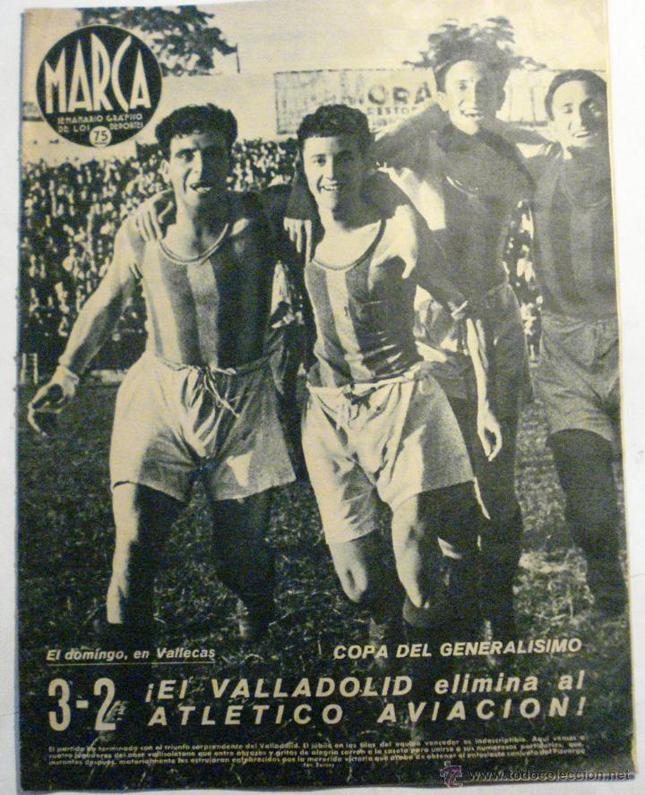SEMANARIO MARCA - Nº 173 - JUNIO 1942 (Coleccionismo Deportivo - Revistas y Periódicos - Marca)