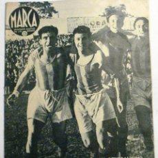Coleccionismo deportivo: SEMANARIO MARCA - Nº 173 - JUNIO 1942. Lote 41555280