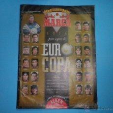 Coleccionismo deportivo: ESPECIAL MARCA EUROCOPA 96 . Lote 41622292