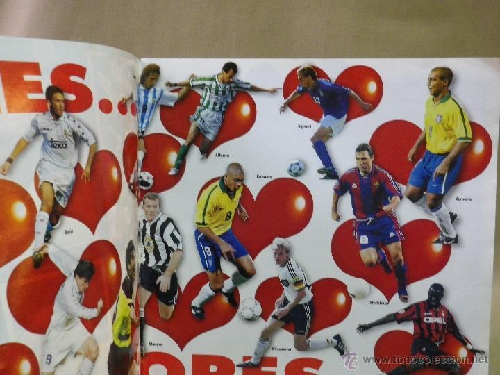 Coleccionismo deportivo: REVISTA DE FUTBOL, DON BALON EXTRA, TOP 40 GOLEADORES - Foto 2 - 41688336