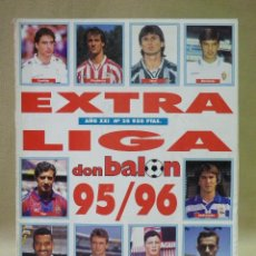Coleccionismo deportivo: REVISTA DE FUTBOL, DON BALON EXTRA, LIGA 95 - 96, 1995 - 1996. Lote 45860328