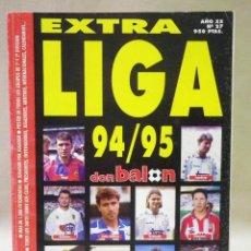 Coleccionismo deportivo: REVISTA DE FUTBOL, DON BALON EXTRA, LIGA 94 - 95, 1994 - 1995. Lote 45860326