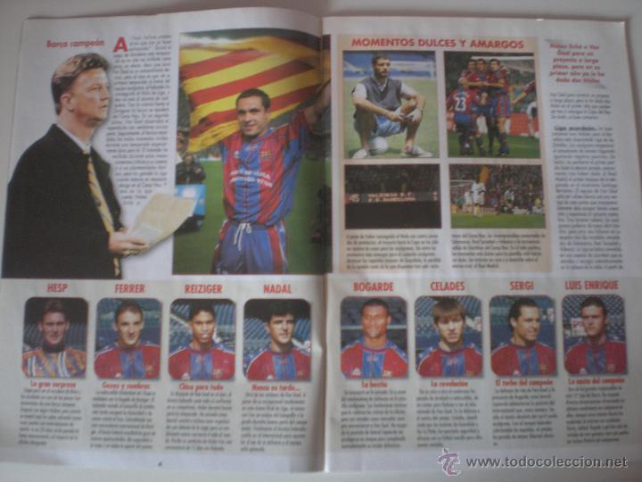 Coleccionismo deportivo: REVISTA DON BALON- Nº 1175 FC.BARCELONA CAMPEÓN DE LIGA 1998 - Foto 3 - 56632027
