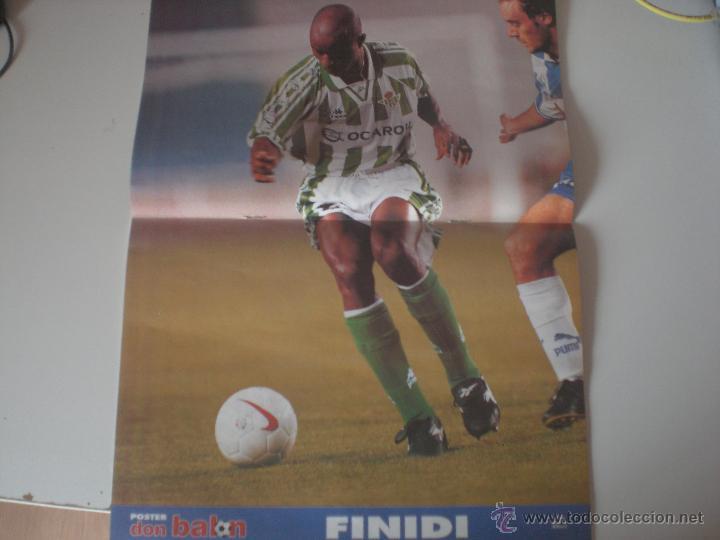 Coleccionismo deportivo: REVISTA DON BALON- Nº 1175 FC.BARCELONA CAMPEÓN DE LIGA 1998 - Foto 5 - 56632027