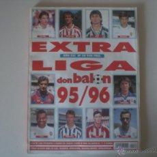 Coleccionismo deportivo: REVISTA DON BALÓN - EXTRA LIGA 95/96 - AÑO XXI - EXTRA Nº 30. Lote 42130047