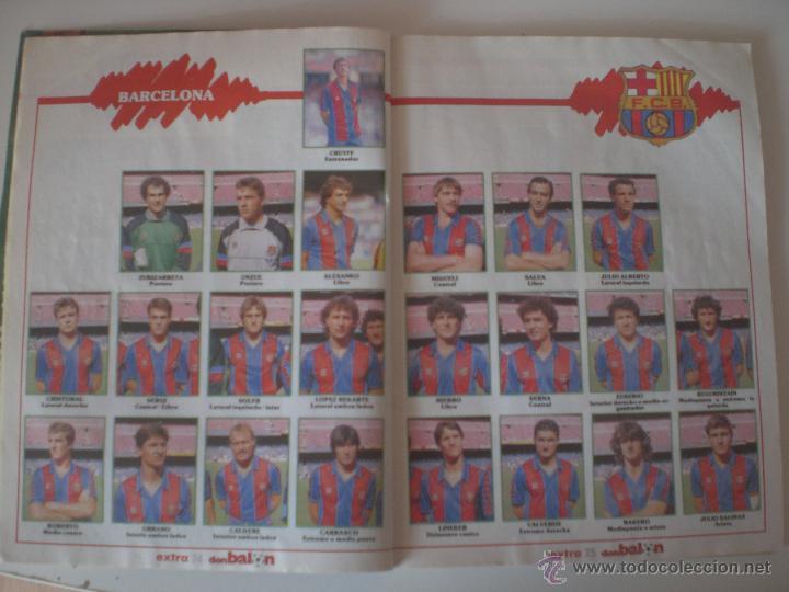 Coleccionismo deportivo: REVISTA DON BALÓN EXTRA LIGA 88/89 (EXTRA Nº 16) - Foto 2 - 42130650