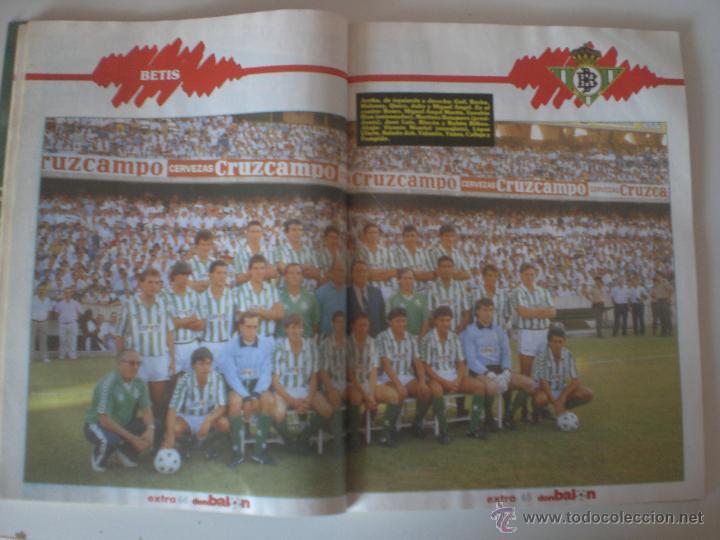 Coleccionismo deportivo: REVISTA DON BALÓN EXTRA LIGA 88/89 (EXTRA Nº 16) - Foto 3 - 42130650