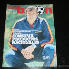 Coleccionismo deportivo: REVISTA DON BALÓN Nº 171 ENERO 1979 . Lote 42407545