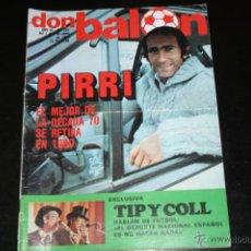 Coleccionismo deportivo: REVISTA DON BALÓN Nº 221 ENERO 1980. Lote 42407670