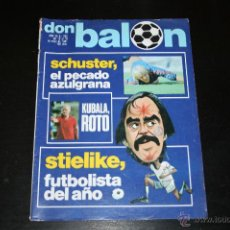 Coleccionismo deportivo: REVISTA DON BALÓN Nº 292 MAYO 1981 . Lote 42407849