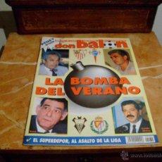 Coleccionismo deportivo: DON BALON-1995-. Lote 42444044