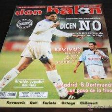 Coleccionismo deportivo: REVISTA DON BALÓN Nº 1173 ABRIL 1998. Lote 42456097