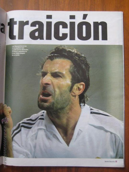 Coleccionismo deportivo: REVISTA MUNDO DEPORTIVO - ESPECIAL BARÇA MADRID - EL PARTIDO DEL SIGLO - 29/11/2009 - Foto 5 - 42519175