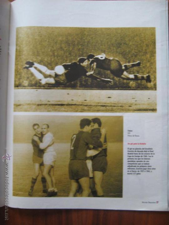 Coleccionismo deportivo: REVISTA MUNDO DEPORTIVO - ESPECIAL BARÇA MADRID - EL PARTIDO DEL SIGLO - 29/11/2009 - Foto 7 - 42519175