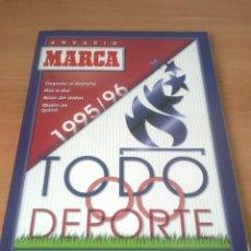 Coleccionismo deportivo - ANUARIO MARCA . TODO DEPORTE . 1995 / 1996 - 42757214