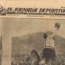 Coleccionismo deportivo: SUPLEMENTO GRÁFICO LA JORNADA DEPORTIVA - Nº 206 - AÑO III - DICIEMBRE 1923 -. Lote 42927716