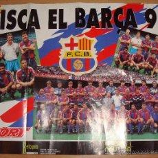 Póster del Sport, Visca el Barça, temporada 94