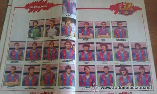 Coleccionismo deportivo: DON BALON EXTRA Nº 16 REVISTA DEPORTIVA FUTBOL, ESPECIAL EXTRA LIGA 88 - 89 - Foto 3 - 95234744
