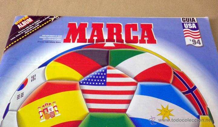 Coleccionismo deportivo: REVISTA DE FUTBOL, MARCA, SUPERFUTBOL, GUIA USA 94, MUNDIAL - Foto 2 - 43107242
