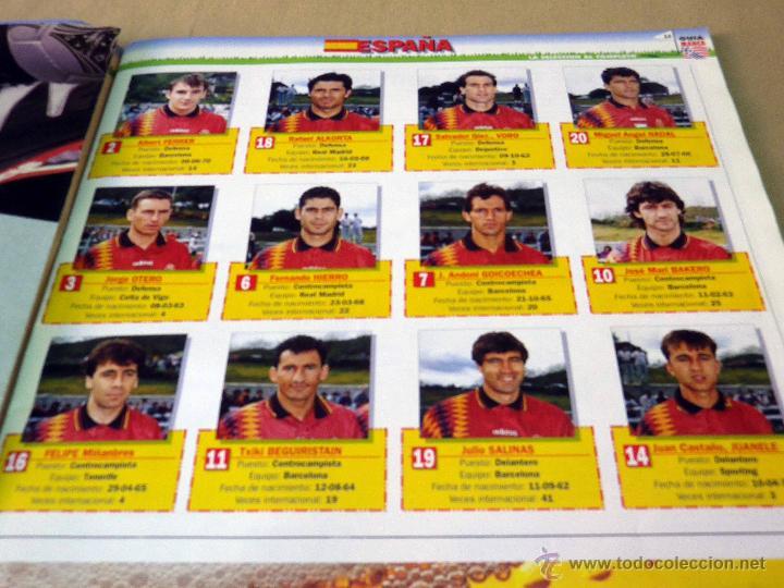 Coleccionismo deportivo: REVISTA DE FUTBOL, MARCA, SUPERFUTBOL, GUIA USA 94, MUNDIAL - Foto 6 - 43107242