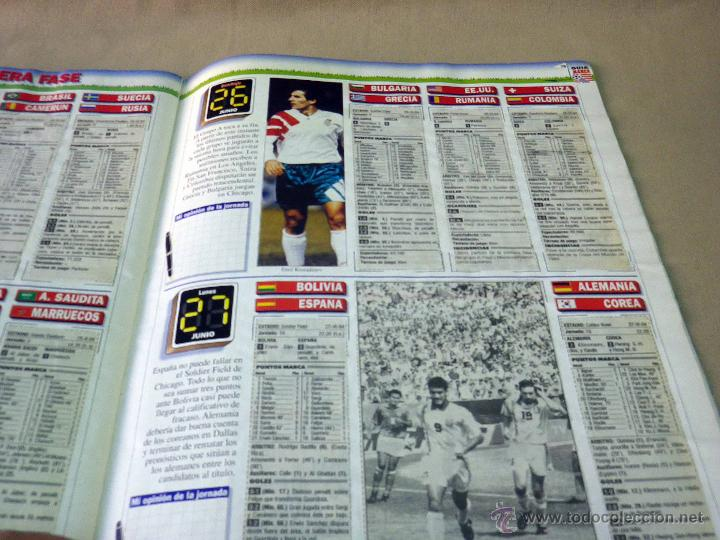 Coleccionismo deportivo: REVISTA DE FUTBOL, MARCA, SUPERFUTBOL, GUIA USA 94, MUNDIAL - Foto 9 - 43107242