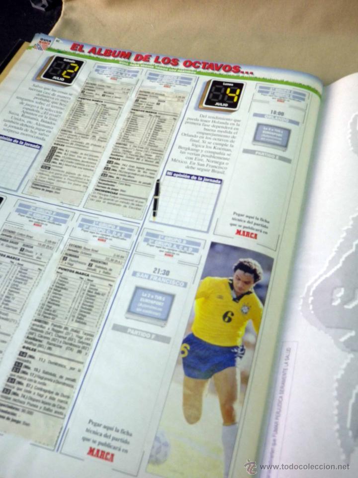 Coleccionismo deportivo: REVISTA DE FUTBOL, MARCA, SUPERFUTBOL, GUIA USA 94, MUNDIAL - Foto 10 - 43107242