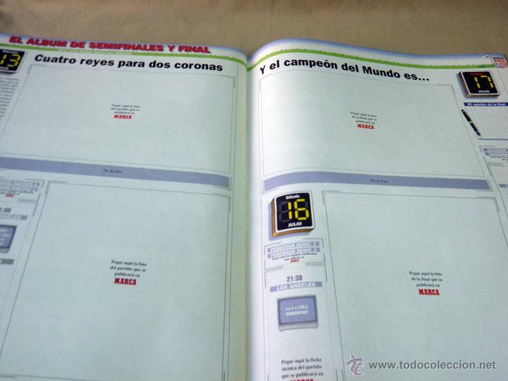 Coleccionismo deportivo: REVISTA DE FUTBOL, MARCA, SUPERFUTBOL, GUIA USA 94, MUNDIAL - Foto 11 - 43107242