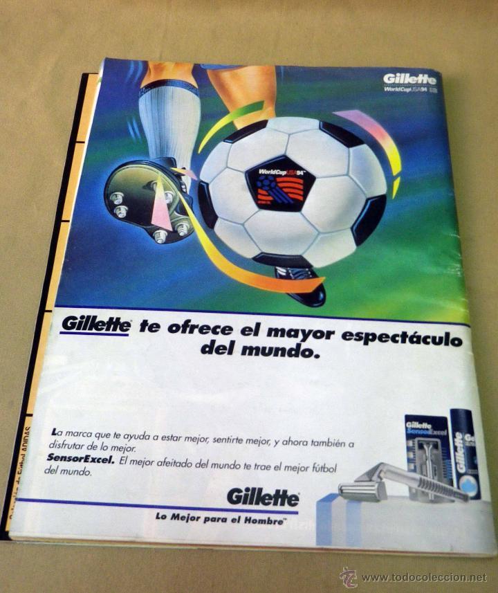 Coleccionismo deportivo: REVISTA DE FUTBOL, MARCA, SUPERFUTBOL, GUIA USA 94, MUNDIAL - Foto 12 - 43107242
