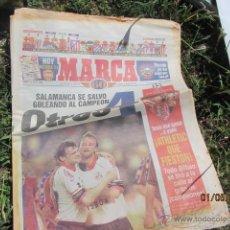 Coleccionismo deportivo: ANTIGUO PERIODICO MARCA. Lote 43155621