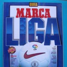 Coleccionismo deportivo: GUIA MARCA LIGA AÑO 1997 - 1998 ANUARIO. Lote 43211295