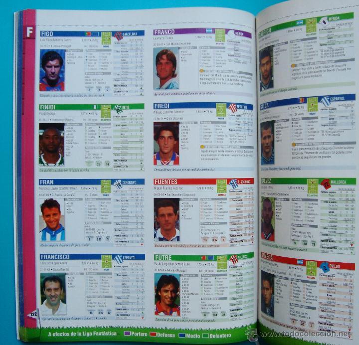 Coleccionismo deportivo: GUIA MARCA LIGA AÑO 1997 - 1998 ANUARIO - Foto 4 - 43211295