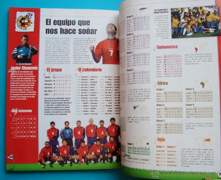 Coleccionismo deportivo: GUIA MARCA LIGA AÑO 1997 - 1998 ANUARIO - Foto 5 - 43211295