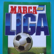 Coleccionismo deportivo: GUIA MARCA LIGA AÑO 1995 - 1996 ANUARIO. Lote 43211331