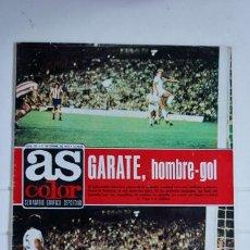 Coleccionismo deportivo: AS COLOR - 165 NÚM. CON 109 POSTERS. Lote 43249821