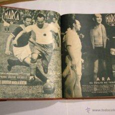 Coleccionismo deportivo: SEMANARIO MARCA DE 1942. Lote 43263751
