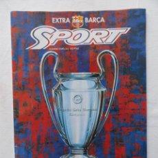 Coleccionismo deportivo: REVISTA SPORT. Nº ESPECIAL. LA COPA SOÑADA.. Lote 43348174