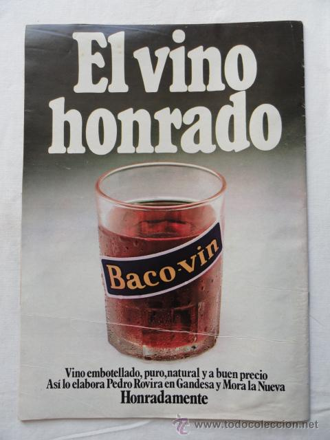 Coleccionismo deportivo: MUNDO DEPORTIVO. EDICIÓN ESPECIAL. MAYO 1974. - Foto 3 - 43349798