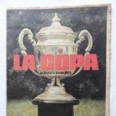 Coleccionismo deportivo: MUNDO DEPORTIVO. ESPECIAL JUNIO - JULIO 1975.. Lote 43349890