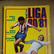 Coleccionismo deportivo: DON BALON EXTRA LIGA 80 81 1980 1981. Lote 43620678