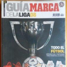 Coleccionismo deportivo: GUIA MARCA EXTRA LIGA 2008 - ESPECIAL ANUARIO TEMPORADA 07/08 - Nº 13 2007. Lote 43849232
