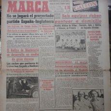 Coleccionismo deportivo: MARCA. 22 ENERO 1953. Lote 43946515