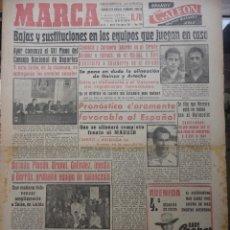Coleccionismo deportivo: MARCA. 31 ENERO 1953. Lote 43946768