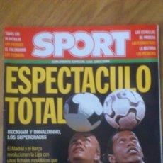 Coleccionismo deportivo: GUIA SPORT LIGA TEMPORADA 2003-2004 03-04. Lote 44118472