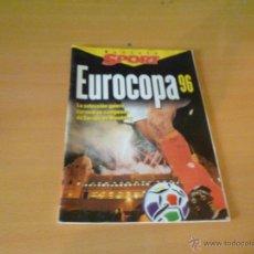 Coleccionismo deportivo: ESPECIAL SPORT EUROCOPA 1996. Lote 44390866