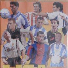 Colecionismo desportivo: REVISTA EXTRA DIARIO MUNDO DEPORTIVO GUIA LIGA 2000/2001 SUPLEMENTO ESPECIAL TEMPORADA FUTBOL 00/01. Lote 44404270