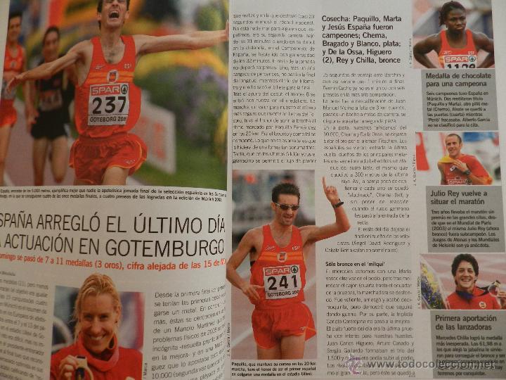 Coleccionismo deportivo: REVISTA ESPECIAL ANUARIO 06/07 DIARIO MARCA - EXTRA RESUMEN AÑO 2006 CALENDARIO 2007 MUNDIAL BASKET - Foto 4 - 44438486