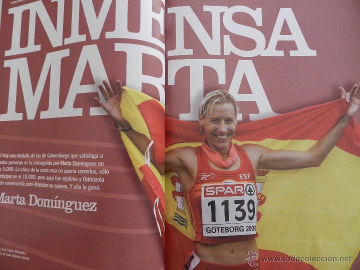 Coleccionismo deportivo: REVISTA ESPECIAL ANUARIO 06/07 DIARIO MARCA - EXTRA RESUMEN AÑO 2006 CALENDARIO 2007 MUNDIAL BASKET - Foto 6 - 44438486