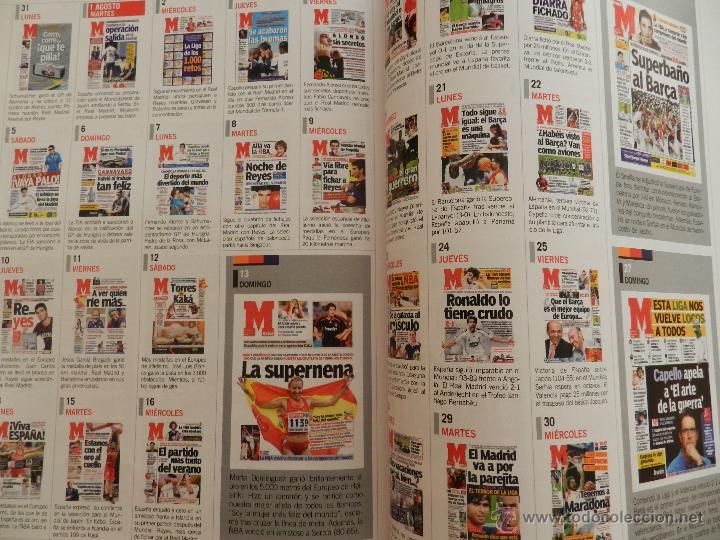 Coleccionismo deportivo: REVISTA ESPECIAL ANUARIO 06/07 DIARIO MARCA - EXTRA RESUMEN AÑO 2006 CALENDARIO 2007 MUNDIAL BASKET - Foto 8 - 44438486