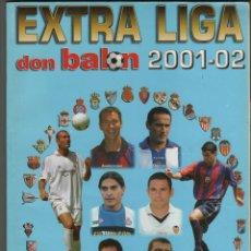 Coleccionismo deportivo: REVISTA EXTRA DON BALON LIGA 2001/ 2002.. Lote 44447145